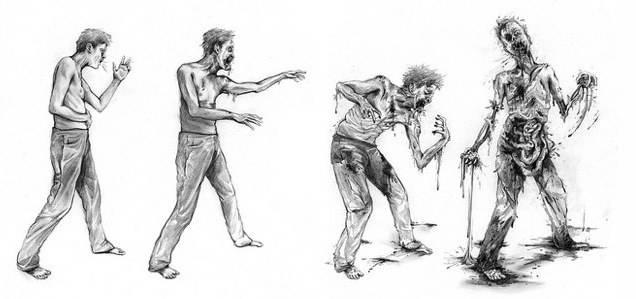 Origen zombie
