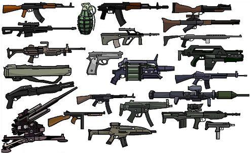 armas-para-matar-zombies